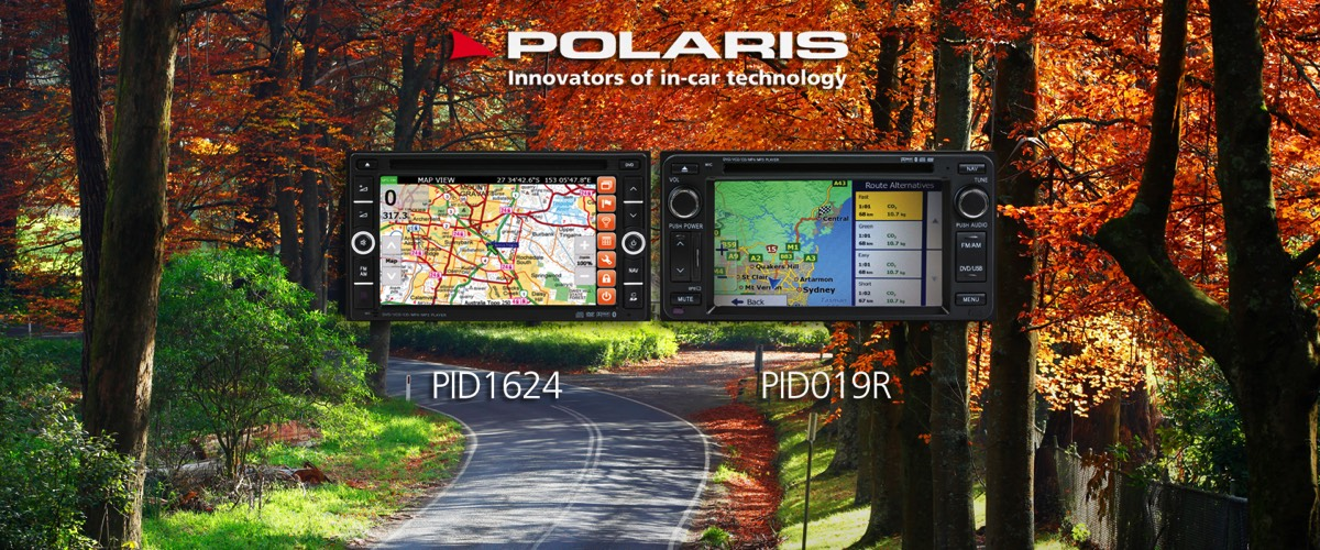 Polaris, Innovators of in-car technology.